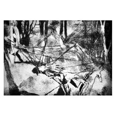 Dry point etching Photo And Video, Abstract, Artwork, Outdoor, Instagram, Summary, Outdoors, Work Of Art, The Great Outdoors