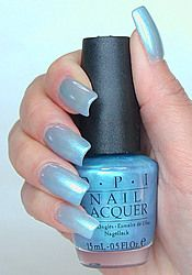 OPI Greek Isles Collection ~ Spring 2004G08 Greece Just Blue Me Away