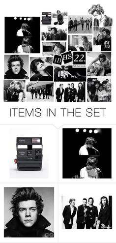 """""""Happy Brithday Harry Styles."""" by everithingaboutyou ❤ liked on Polyvore featuring arte, harrystyles y happybirthday"""