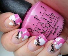 love love love nail art
