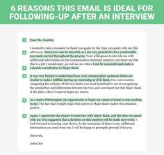 Here Is How to Send an Email Message to Say Thanks for an Interview