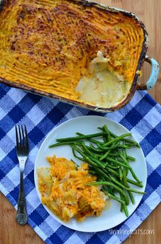 Fish Pie - slimmign world, dairy free, paleo, whole30 and gluten free friendly