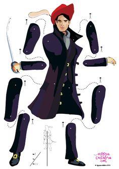 Appracadabra kind kids app Theater Free Goodie printable Prince