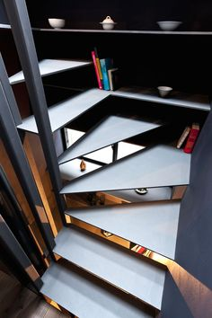 1.8 M Width House - Picture gallery #architecture #interiordesign #staircases