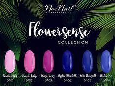 NeoNail - Kolekcja Flowersense