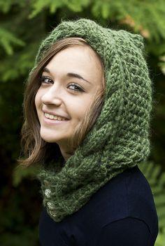 Ravelry: Knockma Hood pattern by Adina Logsdon