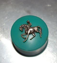 Horseshaped pendant by VintageMiaS on Etsy, $12.00