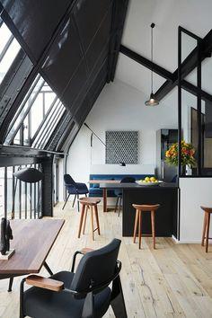 Architektura Wnętrz / Francja