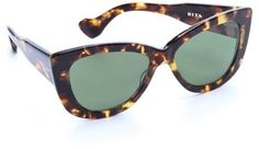 Cat Eye DITA Vesoul Sunglasses on shopstyle.com