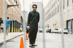 Street Style at NYFW Men's // More looks: (http://www.racked.com/2015/7/16/8974545/nyfw-mens-street-style#?utm_medium=social&utm_source=pinterest&utm_campaign=racked)
