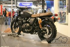 Be like Steve McQueen with this Triumph - Suzuki SV650 Forum: SV650, SV1000, Gladius Forums