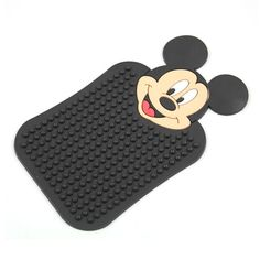 Travel to Disney in Disney Style! Cartoon Mickey Style Anti-Skid Pad Mat for Car Vehicle Automobile Cars Cartoon Disney, Disney Mouse, Disney Fun, Disney Cartoons, Disney Style, Mickey Mouse Cups, Disney Cars Birthday, Disney Rooms, Disney Home Decor
