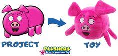Pigi:)  #Plushers #Plushtoy #Softtoys #toysforkids #Christmasgifts #softies #kids #ParentsGifts