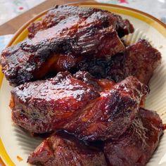 Pork Loin Back Ribs, Oven Pork Ribs, Boneless Beef Ribs, Ribs On Grill, Boneless Pork Loin Recipes, Grilling Ribs, Barbecue Pork Chops, Pork Roast, Country Style Ribs Oven
