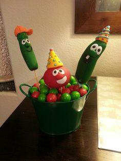 Veggie tales birthday ideas