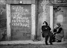 Find images and videos about spring, portugal and primavera on We Heart It - the app to get lost in what you love. Pablo Neruda, Photographs Of People, Vintage Photographs, Spring Images, Portuguese Culture, Thing 1, Some Words, Signs, A Funny