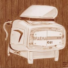 Faema E61 Espresso machine, 1961