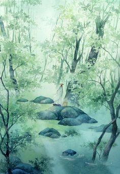 Art by Chenlu