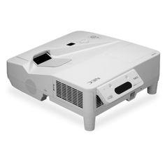 NEC NPUM330WiWK1 (NP-UM330Wi-WK1) Widescreen Ultra Short Throw Projector