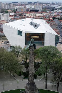 Gallery of Casa da Musica / OMA - 28