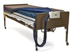 alternating pressure low airloss mattress altadyne lumex