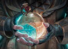 Alchemist's Vial - Magic Origins Art