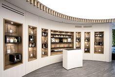 Zazen Bear Flagship store by Sinfonia Group New York City
