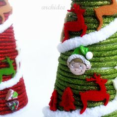 LAST MINUTE CHRISTMAS!!!.... CREATIONS UPDATE :D