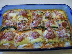 Who needs pasta? Pasta-less Manicotti. Sicilian approved ;)