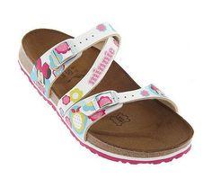 bcb6e390524 Birki s Love Minnie Print Multi-strap Sandals