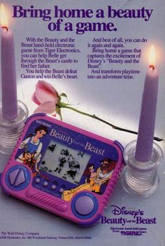 We had the Little Mermaid version of this game! It was the hardest game in the entire world! I don't think we ever beat it. 90s Childhood, My Childhood Memories, Great Memories, Childhood Games, Vintage Video Games, 90s Toys, Adventures By Disney, Ol Days, The Good Old Days