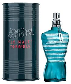 Le Male Terrible - Jean Paul Gaultier. Bought it in Puerto Rico. Trying something new ;)