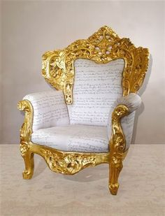 Baroque Inspired Furniture