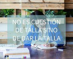 Blog http://anamayo.es/no-es-cuestion-de-talla-sino-de-dar-la-talla/
