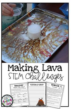 I Survived STEM Challenges: Connecting literature to STEM projects makes learning fun in elementary classrooms. Students will enjoy the stem reading activities as they read the I Survived book series by Lauren Tarshis.  These reading activities will help engage even your relevant learners. (third, fourth, fifth graders, Grade 3,4,5) Students will explore and research volcanos while reading a great book.