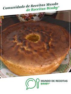 Pão de ló de limão da minha avó de inesmadaleno. Receita Bimby<sup>®</sup> na categoria Bolos e Biscoitos do www.mundodereceitasbimby.com.pt, A Comunidade de Receitas Bimby<sup>®</sup>.
