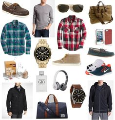 Gift Guide: For Him (at all price points!)