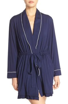 Daniel Buchler Jersey Robe available at #Nordstrom