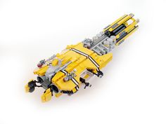 Star Wars Spaceships, Sci Fi Spaceships, Lego Universe, Micro Lego, Lego Ship, Lego Spaceship, Lego Mechs, Cool Lego Creations, Lego Projects
