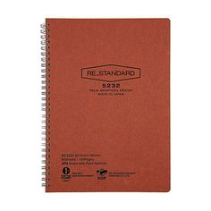 Double Ring Notebook B5 [RS008]