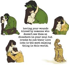 Hulk Quotes When You Meet The Right Woman Relationship  Pinterest  Met