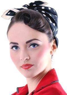Easy pin up hairstyles for medium hair