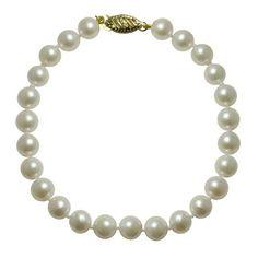 Freshwater Coin Pearl Earrings Flying Saucers White Handmade
