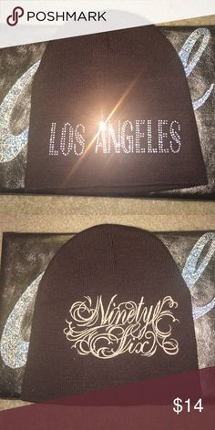 feb27ec7afdb94 Beanie (Los Angeles) New! Bought it at a store in L.A never worn )   Accessories Hats