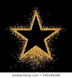 Shiny gold star on black background. Purple Background Images, Star Background, Creative Background, Purple Backgrounds, Love Stars, Stars And Moon, Dance Logo, Outdoor Movie Nights, Pretty Phone Wallpaper
