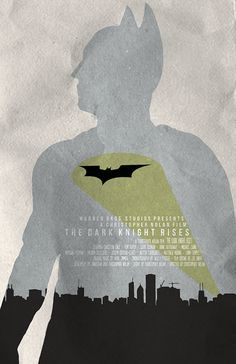 The Dark Knight Rises by Michael Sapienza #Batman #TDKR