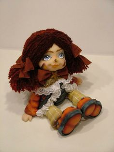 Doll from Meire Bari