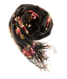 Love scarfs from h!