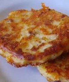 Recipe for Bacon Cheddar Patty Cakes - I always seem to have leftover mashed potatoes in my fridge. This is a great recipe to use them up.