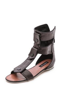 Derek Lam Kaia Sandals | SS 2014 | cynthia reccord